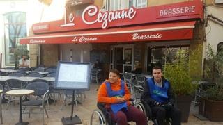 Photo du 1 mars 2017 09:34, Bar le Cézanne, 50 Rue Espariat, 13100 Aix-en-Provence, France