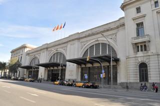 Foto vom 20. November 2017 14:04, Barcelona-Estación de Francia, Av. del Marquès de l'Argentera, 08003 Barcelona, Spain