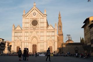 Photo du 22 juin 2017 15:50, Basilica of Santa Croce in Florence, Piazza di Santa Croce, 16, 50122 Firenze, Italy