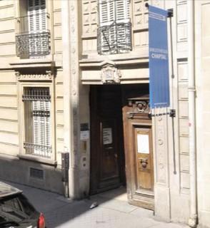 Foto del 25 de mayo de 2018 11:22, Bibliothèque Chaptal, 26 Rue Chaptal, 75009 Paris, France