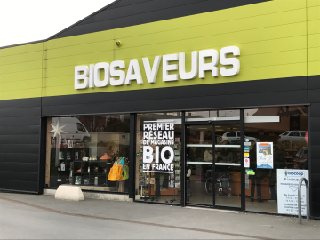 Foto del 11 de febrero de 2017 14:21, Biocoop Biosaveurs, 788 Avenue de l'Europe, 50400 Yquelon, Francia