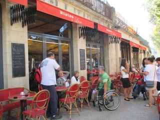 Photo of the July 11, 2017 8:19 PM, Bistro de Lisa, 67bis Boulevard Léon Gambetta, 46000 Cahors, France