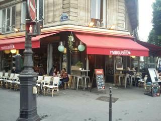 Photo du 5 juin 2018 17:33, Bistrot Marguerite, 1 Place de l'Hôtel de Ville, 75004 Paris, France