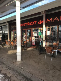 Foto vom 8. Februar 2018 08:49, Bistrot de Marly, Centre Cial Grandes Terres, 78160 Marly-le-Roi, France