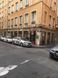 Photo of the March 23, 2018 10:54 AM, Bombay Palace, 1 Rue Bellievre, 69005 Lyon, France
