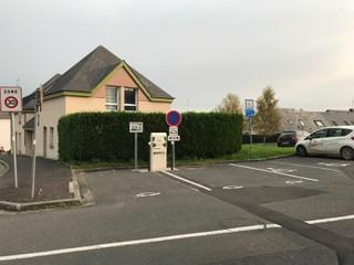Photo du 17 octobre 2017 08:40, Borne De Recharge Électrique, 12 Impasse de la Palière, 50180 Agneaux, France