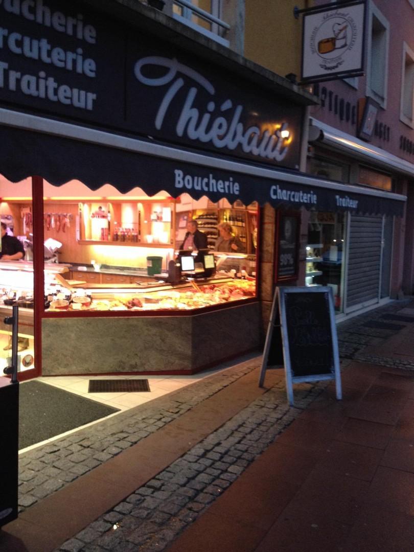 Foto vom 23. Oktober 2017 16:36, Boucherie Charcuterie Traiteur Thiébaut Claude, 19 Rue de la Xavee, 88200 Remiremont, Francia