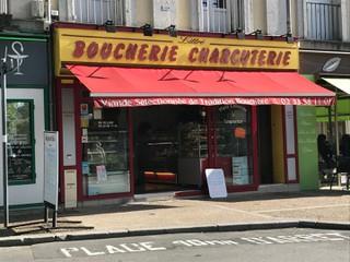 Foto del 20 de octubre de 2017 12:44, Boucherie Littré, 10 Place Littré, 50300 Avranches, Frankreich