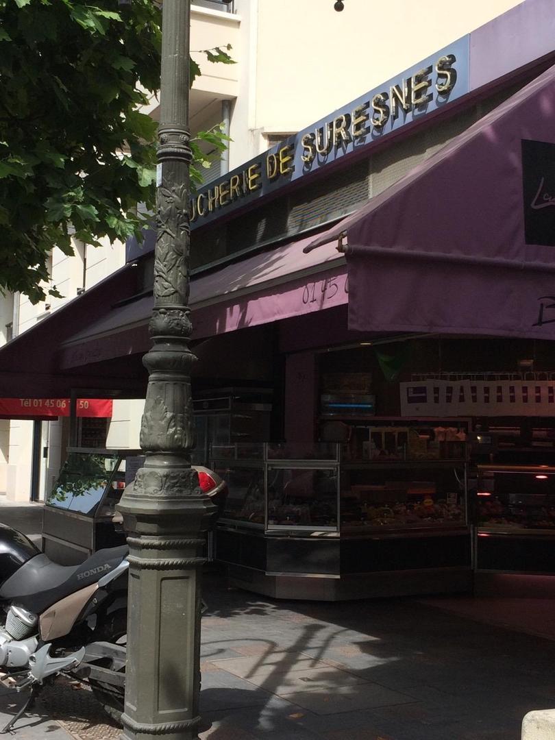 Photo of the June 22, 2017 9:10 AM, Boucherie de Suresnes, 27 Avenue Edouard Vaillant, 92150 Suresnes, France