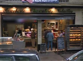 Foto vom 7. Mai 2017 09:15, Boucherie Charcuterie Bizet, 53 Avenue du Général Michel Bizot, 75012 Paris, Frankreich