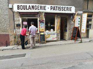 Foto vom 12. August 2017 14:29, Au Bon Pain, Rue Saint-Etienne, 89450 Vézelay, France