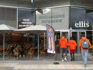 Photo of the November 16, 2017 4:39 PM, Boulangerie Baguépi, 62 Rue Césaria Évora, Paris, France