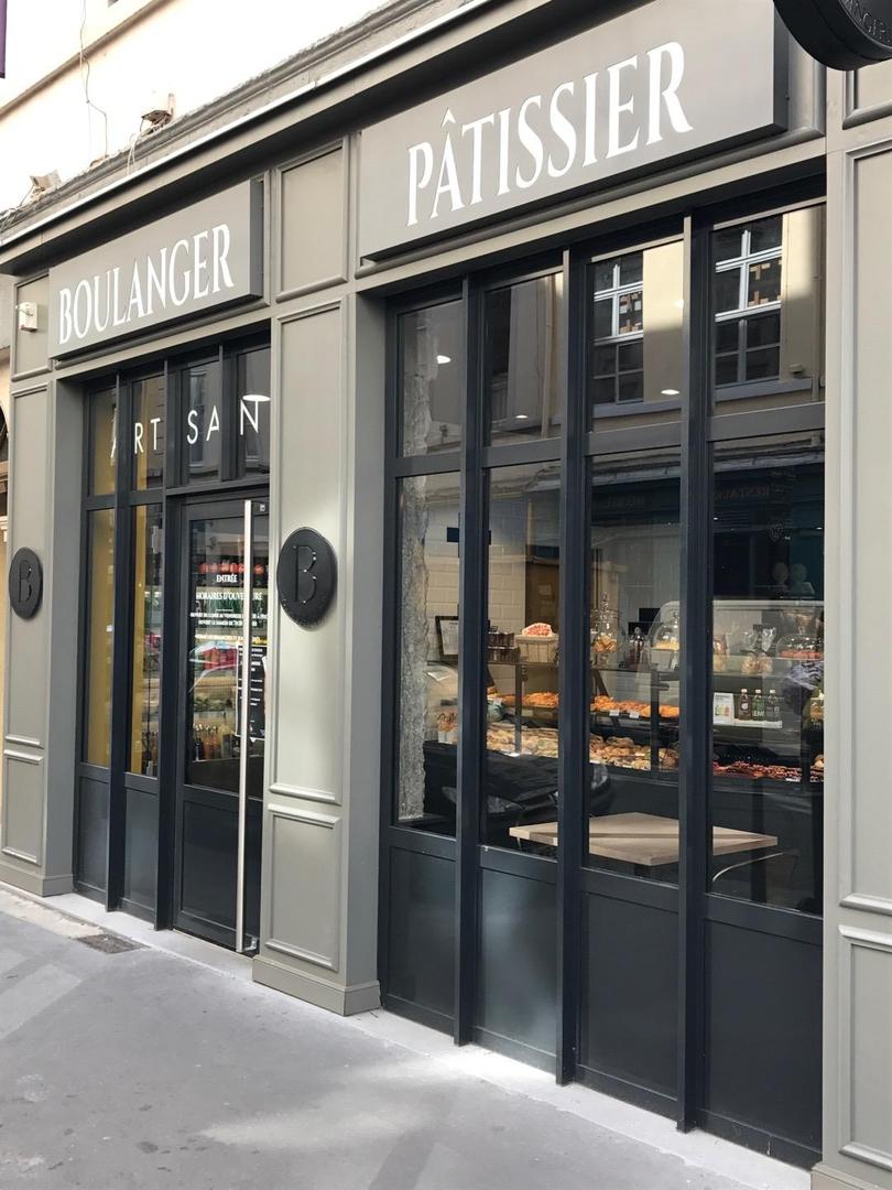 Photo du 7 septembre 2017 09:19, Boulangerie Boinon, 37 Rue Marietton, 69009 Lyon, France