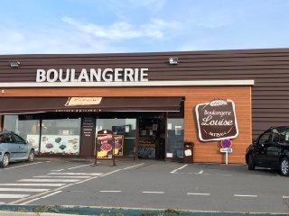 Photo du 13 février 2017 15:46, Boulangerie Louise, 29 Rue des Armateurs, 50400 Granville, France