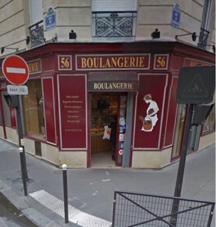 Photo du 8 mai 2017 12:20, Boulangerie Mireille & Thierry FOURNIER, 56 Rue de Wattignies, 75012 Paris, France
