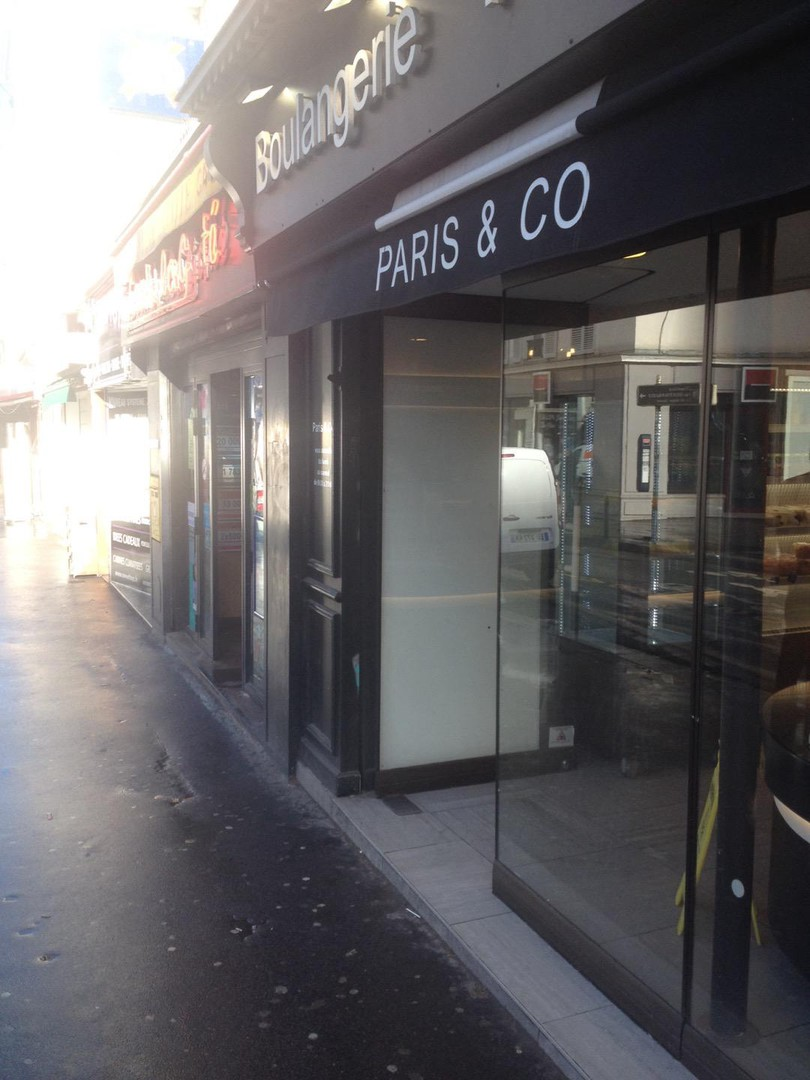Foto del 7 de marzo de 2018 15:12, Paris Bakery and Co Gaite, 49 Rue de la Gaité, 75014 Paris, Francia