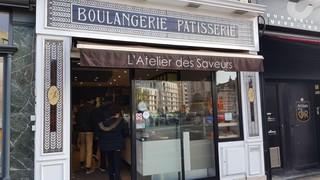 Photo du 2 novembre 2017 18:03, Boulangerie Pâtisserie : L'Atelier des Saveurs, 88 Rue du Général de Gaulle, 59110 La Madeleine, France