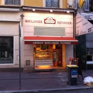 Foto vom 31. Oktober 2017 18:30, Boulangerie Pâtisserie Tordjman, 12 Rue du Maréchal Foch, 06400 Cannes, France