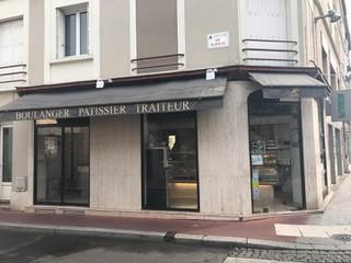 Photo of the July 5, 2018 7:02 AM, Boulangerie Savarino, 8 Rue du Général de Gaulle, 95880 Enghien-les-Bains, France