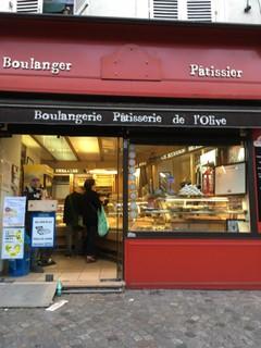 Foto del 17 de octubre de 2017 16:40, Boulangerie de l'Olive, 9 Rue l'Olive, 75018 Paris, France