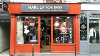 Photo of the March 25, 2017 10:11 AM, Boutique MAKE UP FOR EVER, 5 Rue des Francs Bourgeois, 75004 Paris, France