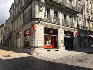 Foto vom 15. September 2017 13:11, Orange, 1 Rue Taillefer, 24000 Périgueux, France