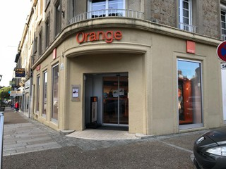 Foto vom 20. Oktober 2017 15:43, Boutique Orange - Avranches, 17 Rue de la Constitution, 50300 Avranches, France