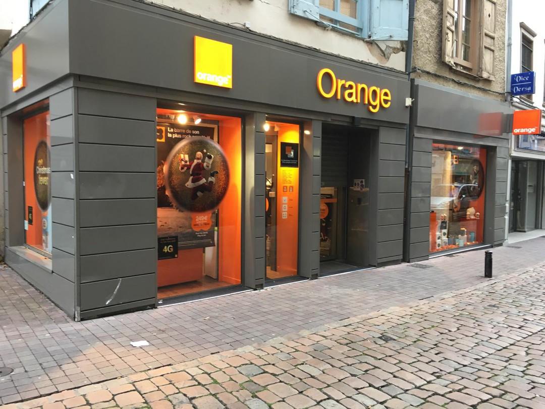Photo du 28 novembre 2017 14:53, Boutique Orange - Le Puy en Velay, 5 Rue Saint-Gilles, 43000 Le Puy-en-Velay, France