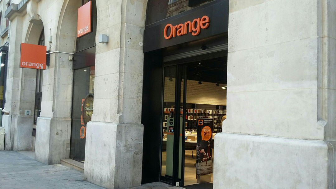 Photo du 22 novembre 2017 11:18, Boutique Orange - Reims, 18 Rue de Vesle, 51100 Reims, France