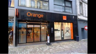 Foto vom 2. Oktober 2017 13:48, Boutique Orange - St Brieuc, 16 Rue Saint-Guillaume, 22000 Saint-Brieuc, France