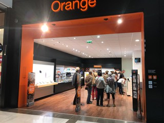 Foto vom 27. September 2017 19:10, Boutique Orange Alma - Rennes, RUE BOSPHORE, CENTRE COMMERCIAL GALERIE ALMA, 35000 Rennes, France