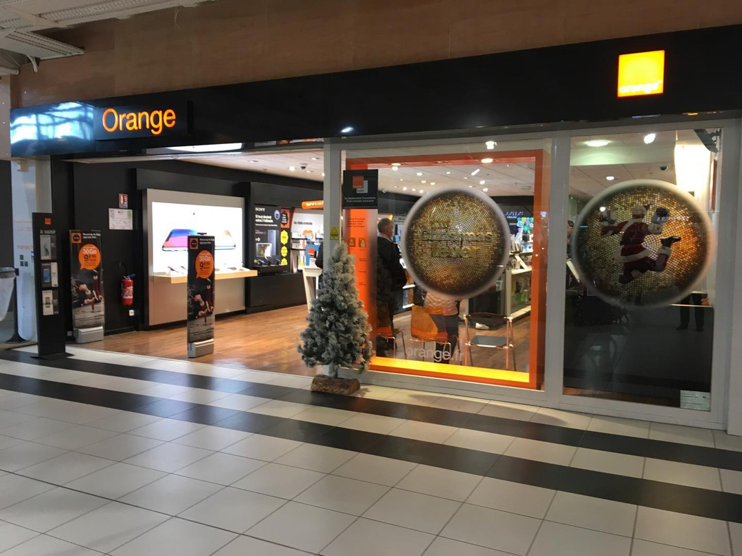 Photo of the November 23, 2017 4:54 PM, Orange, Avenue des landiers, Centre commercial Chamnord, 73000 Chambéry, France
