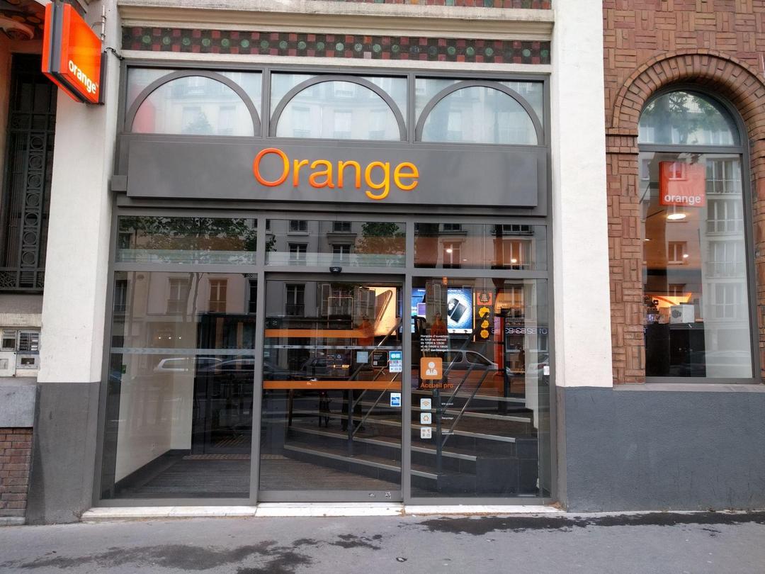 Foto vom 6. Mai 2017 16:19, Boutique ORANGE - PARIS 12, 189 Avenue Daumesnil, 75012 Paris, France