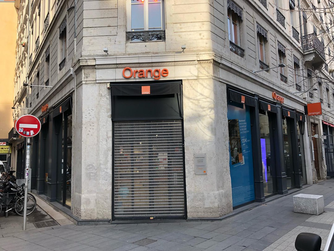Photo du 25 janvier 2018 09:15, Boutique Orange République - Lyon, 50 Rue de la République, 69002 Lyon, France