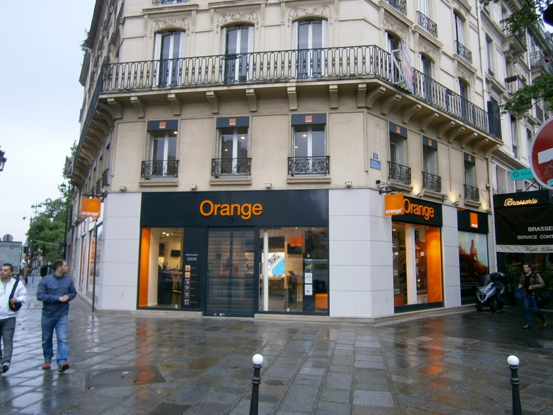 Foto vom 28. Juni 2017 10:00, Boutique ORANGE - PARIS 01, 43 Rue de Rivoli, 75001 Paris 01, France