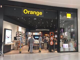Foto vom 14. November 2017 12:58, Orange, 14 ROUTE DE PARIS, Centre Commercial Paridis, 44300 Nantes, France
