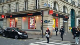 Foto del 12 de enero de 2018 13:40, Orange, 3 Place Victor Hugo, 75016 Paris, Francia