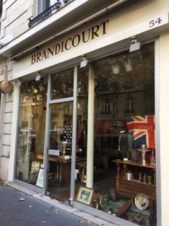 Foto vom 30. Oktober 2017 10:16, Brandicourt Antiquites, 54 Avenue Victor Hugo, 75116 Paris, France