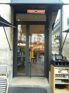 Photo du 4 novembre 2017 09:27, Breizh Café, 1 Rue de l'Odéon, 75006 Paris, France