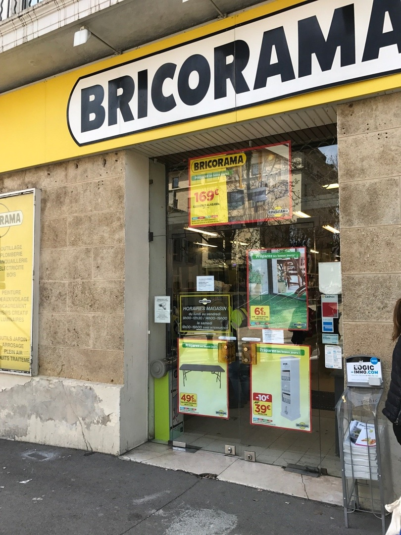 Foto del 1 de marzo de 2017 14:03, Bricorama, 2 Place Barthélémy Niollon, 13100 Aix-en-Provence, Francia