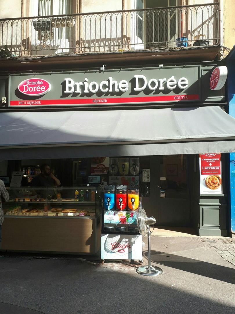 Photo of the September 12, 2017 2:29 PM, Brioche Dorée, 15 Rue Victor Hugo, 69002 Lyon, France