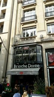 Photo of the August 26, 2017 2:12 PM, Brioche Doree, 78 Av. des Champs-Élysées, 75008 Paris, France
