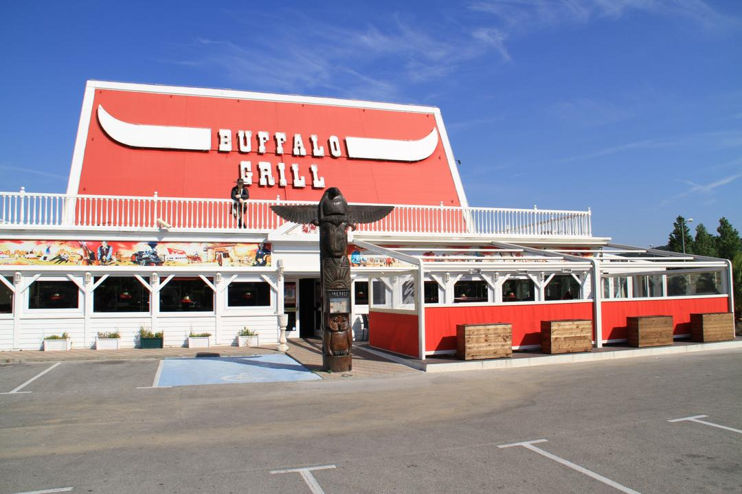 Restaurant - Buffalo Grill Martigues (St Mitre Les Remparts ) , Saint-Mitre-les-Remparts