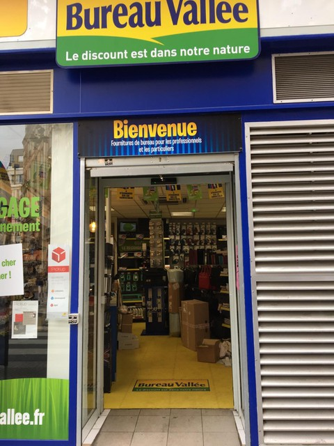 Bureau Valle Boulogne Billancourt Sud papeterie et fournitures