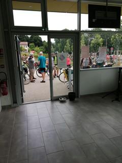 Photo du 19 juillet 2018 09:50, Bureau touristique , Route de Veules, 76740 Saint-Pierre-le-Viger, France