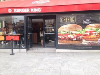 Foto vom 12. Juni 2018 14:29, Burger King Paris Gare du Nord, 25 Rue de Dunkerque, 75010 Paris, France