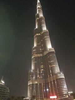 Photo du 4 novembre 2017 15:03, Burj Khalifa, 1 Sheikh Mohammed bin Rashid Blvd - Dubai - Émirats arabes unis