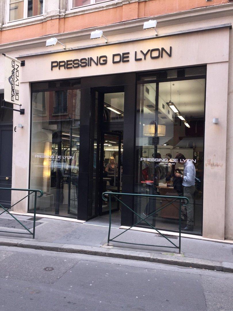 Foto del 6 de octubre de 2016 14:33, Le Pressing de Lyon, 6 Rue du Plâtre, 69001 Lyon, Francia