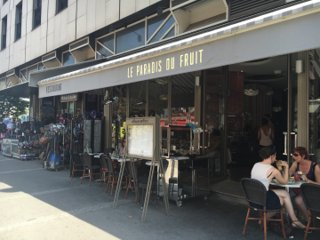 Photo du 26 août 2016 12:03, Paradis du Fruit, 4 Rue Saint Honoré, 75001 Paris, France