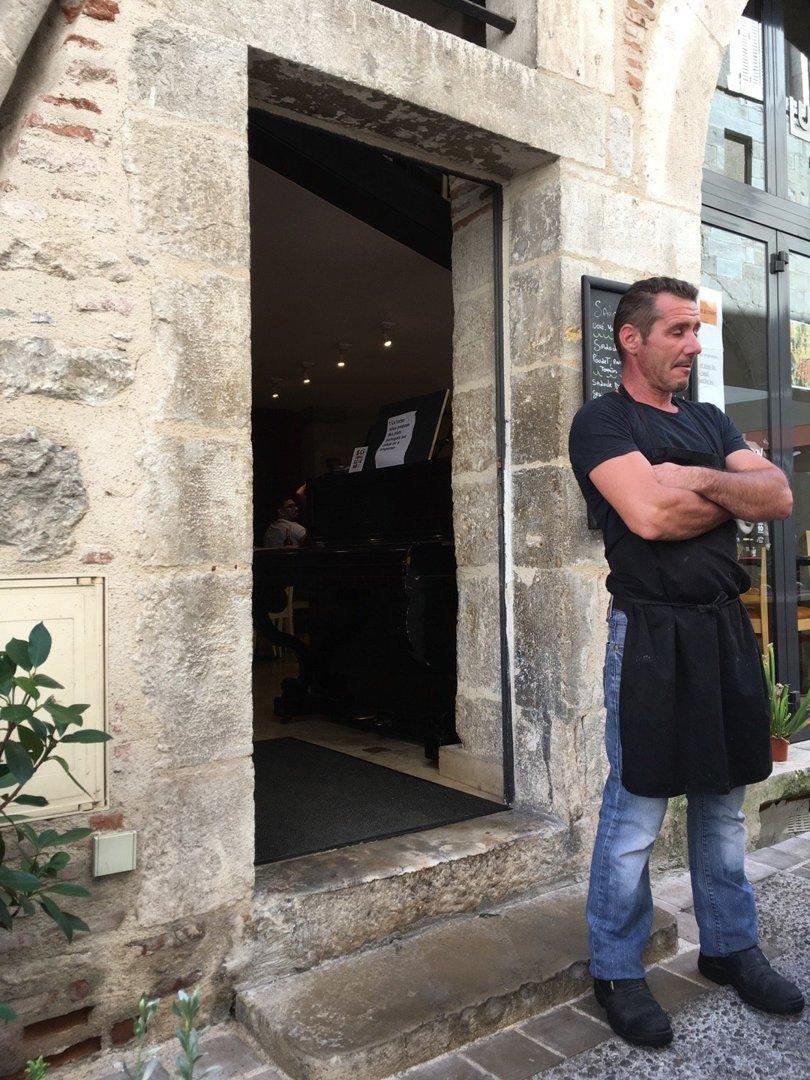 Foto del 5 de septiembre de 2016 9:54, Lucter l'Irréductible Gaulois, 49 Rue Clément Marot, 46000 Cahors, France